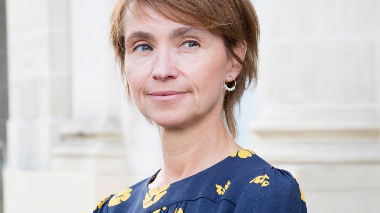 Cécile Verdier, nouvelle présidente de Christie's Paris.