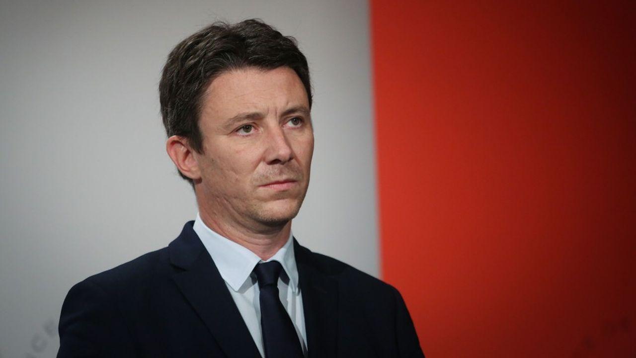 Le candidat à la mairie de Paris propose aussi de couvrir certaines parties du périphérique pour «gagner de l'espace pour des logements ou pour végétaliser».