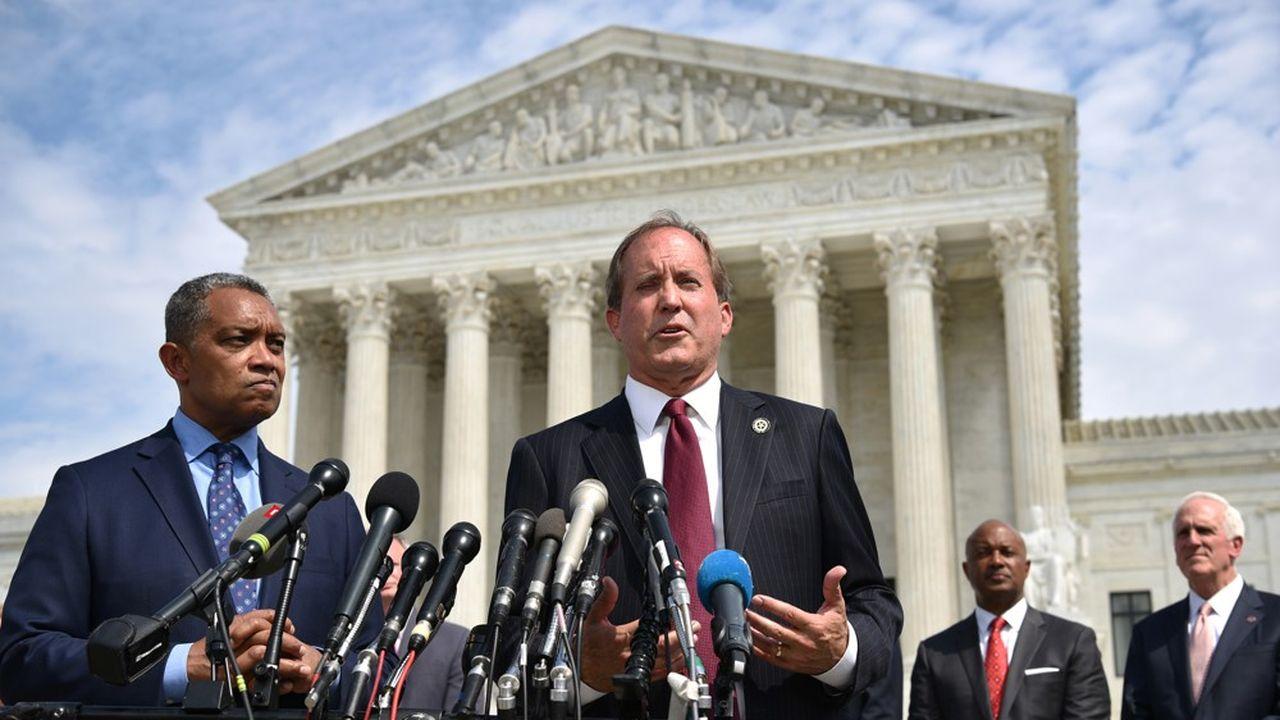 C'est le procureur général du Texas, Ken Paxton, qui mènera l'enquête diligentée contre Google.