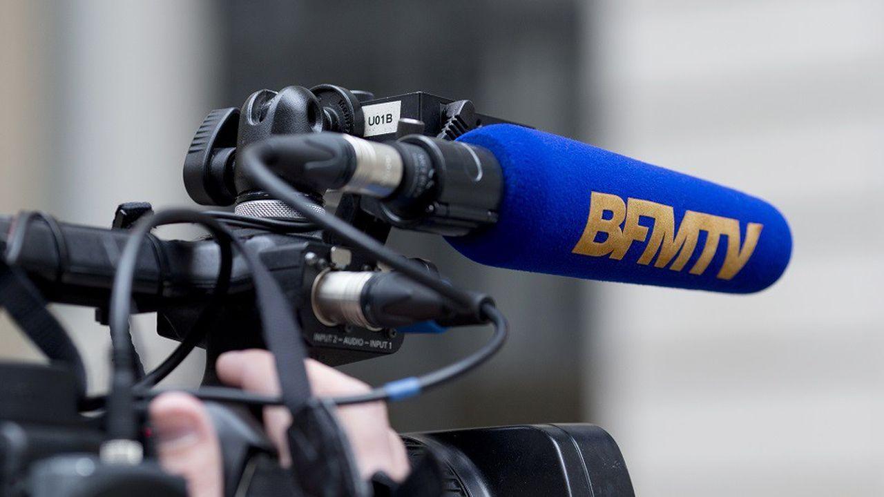 Télévision : accord trouvé entre Free et Altice pour la diffusion de BFMTV
