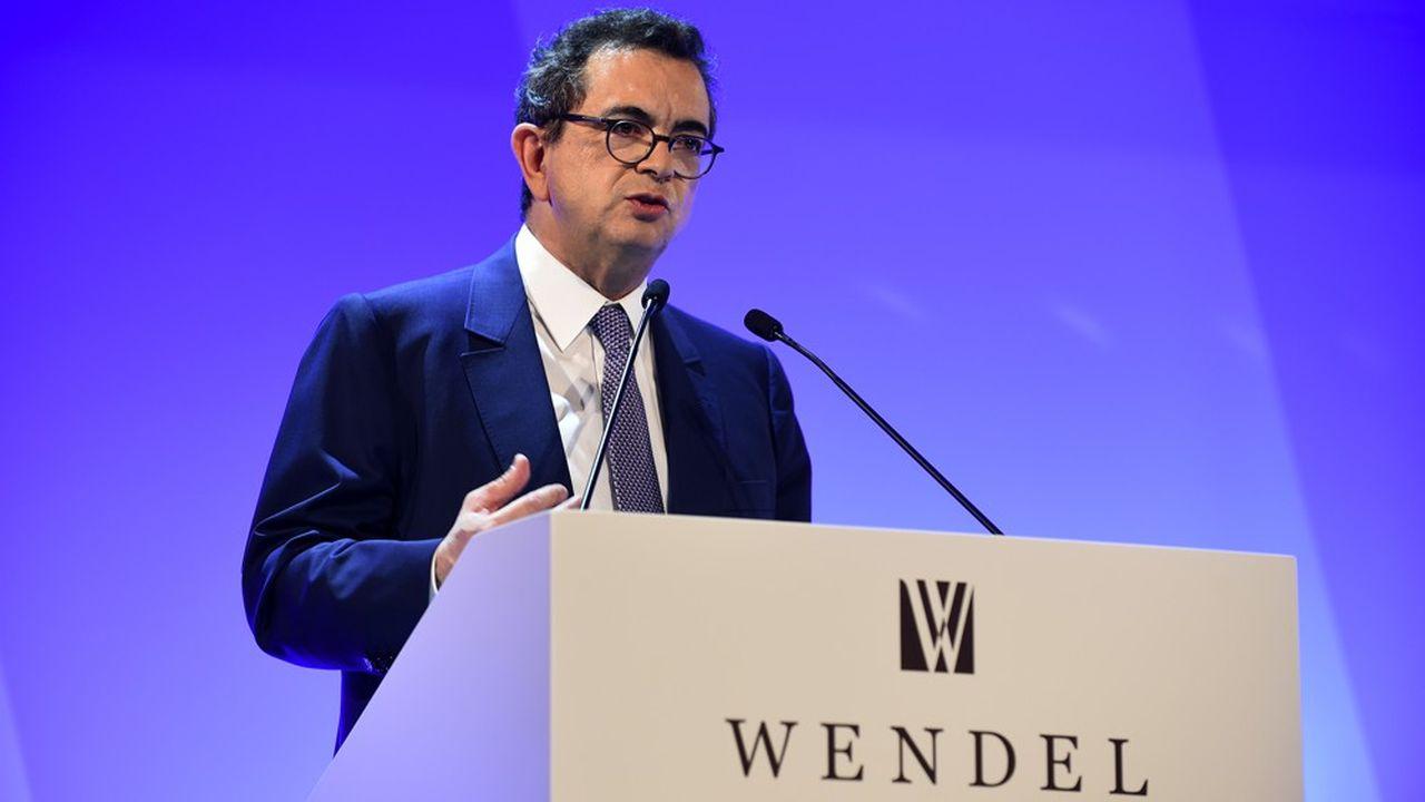 Le numéro deux de Wendel, Bernard Gautier, quitte la société d'investissement.