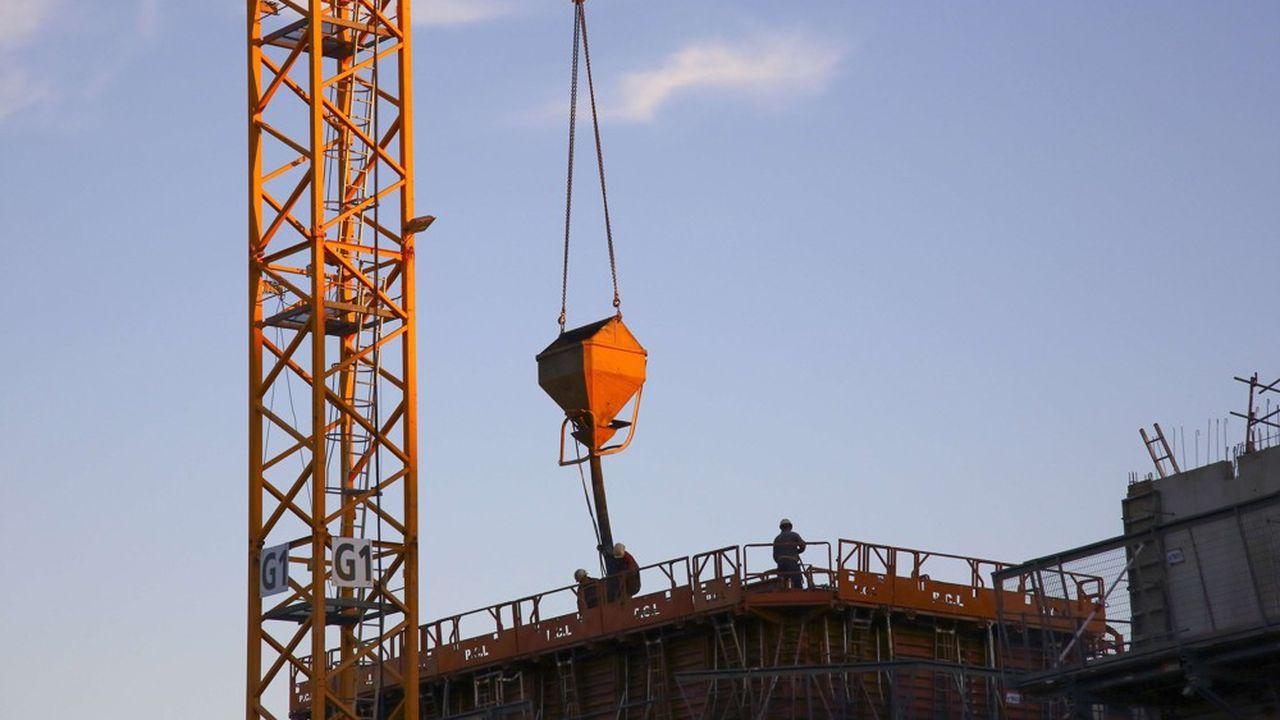 La construction est avec la santé et le transport l'un des trois secteurs qui ont le plus recours aux heures supplémentaires.