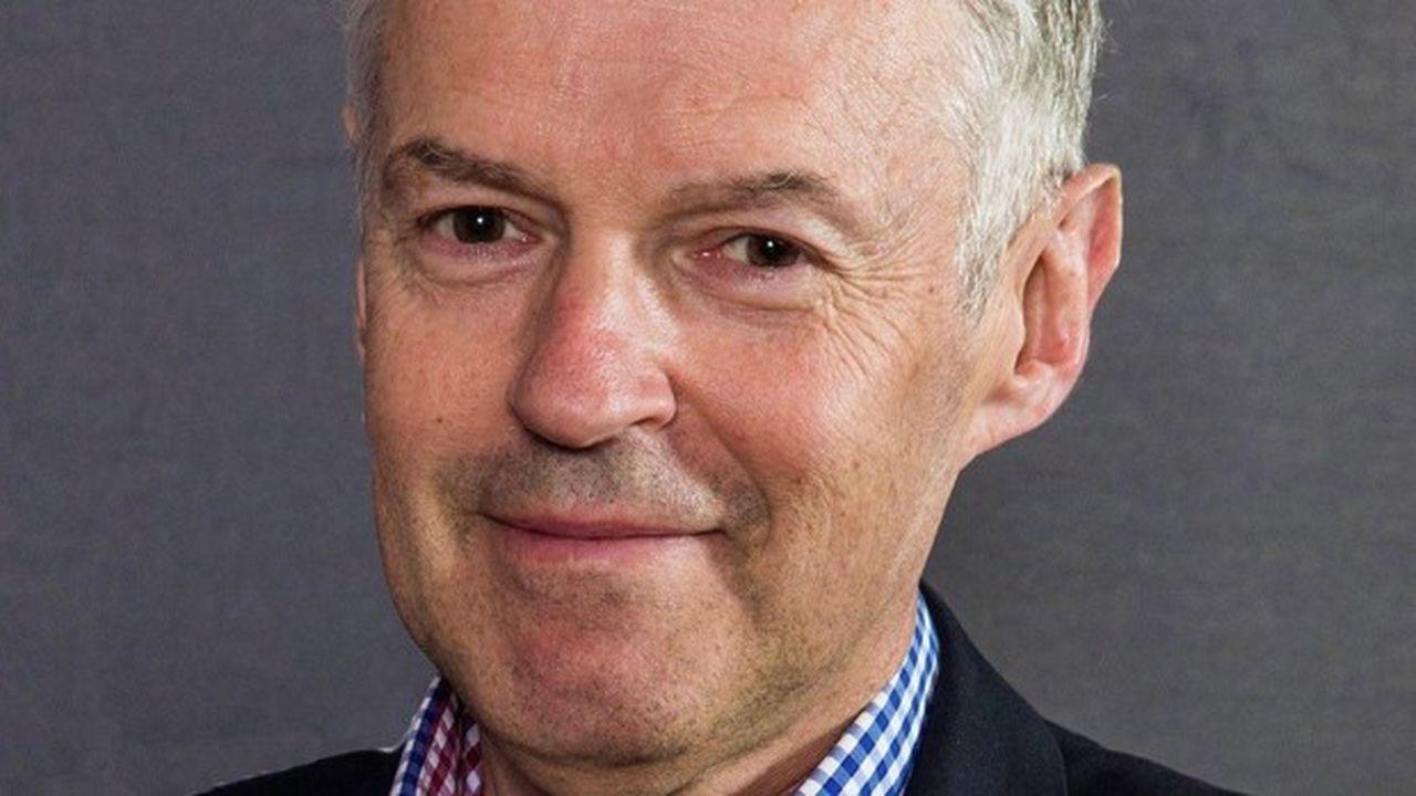 Joël Crouzet, président de la jeune entreprise parisienne Ermium Therapeutics.