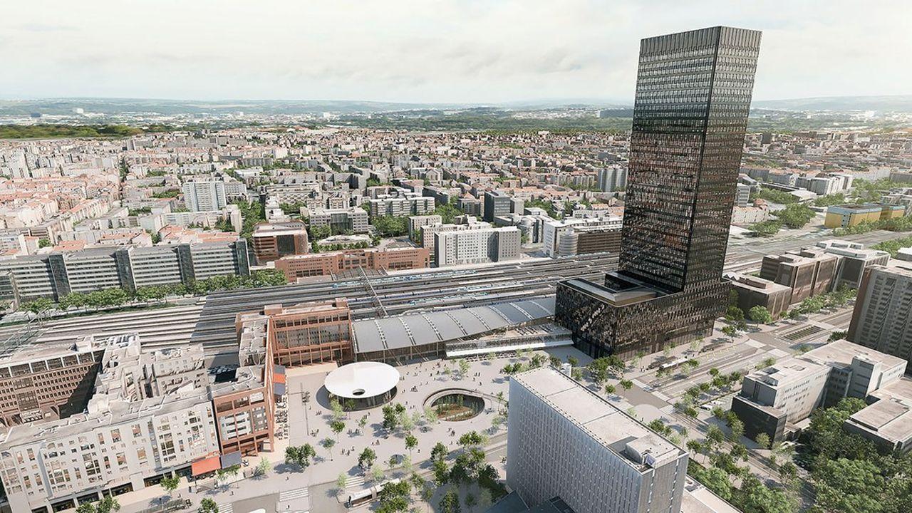 To-Lyon sera livré en deux temps au second semestre 2023