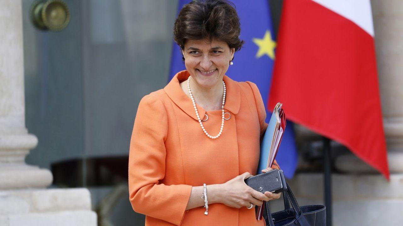 Sylvie Goulard, la prochaine commissaire européenne française, qui prendra le portefeuille du marché intérieur et de l'industrie en novembre, aura aussi la charge, avec la défense, de la politique spatiale.