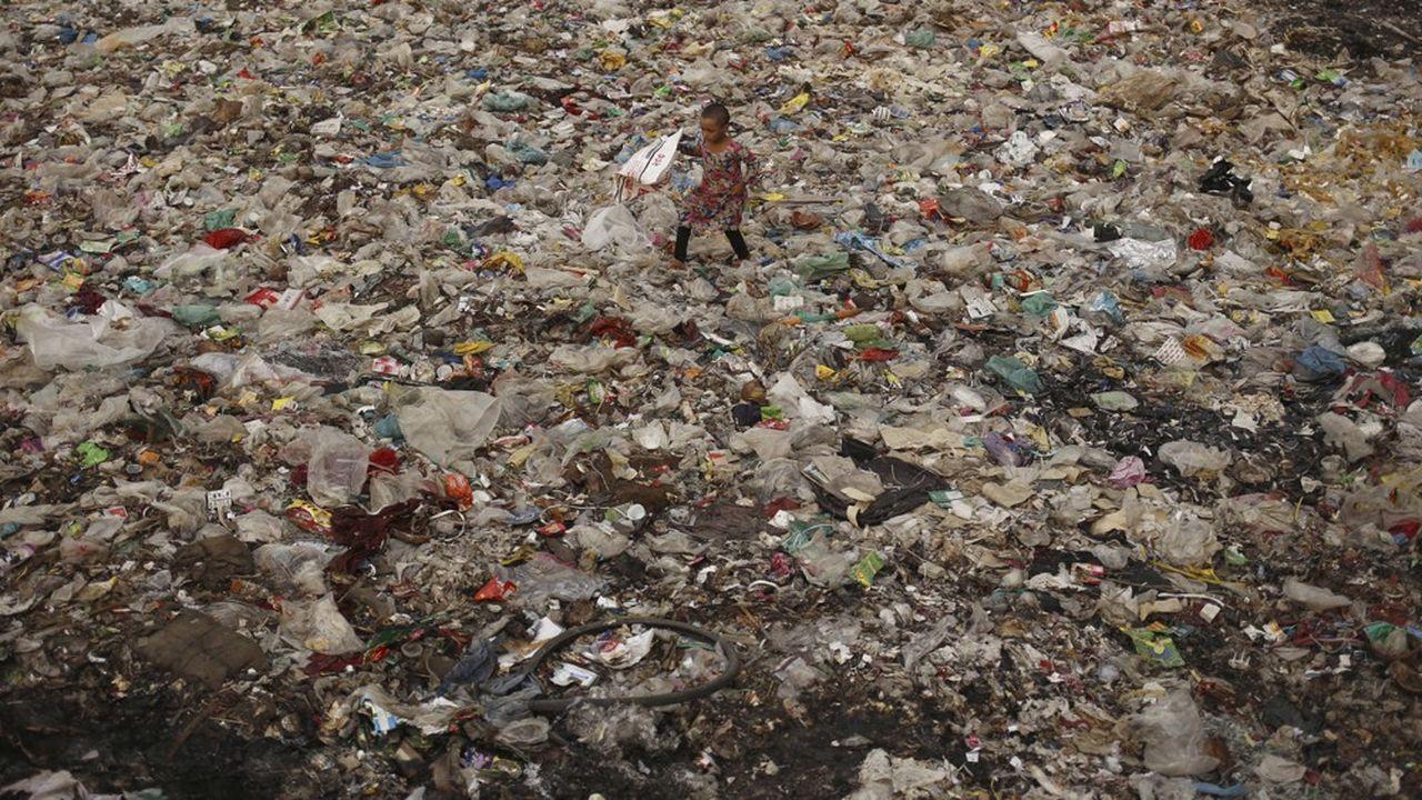 Les déchets continuent de s'accumuler sur la planète, à rebours des objectifs des Nations unies.