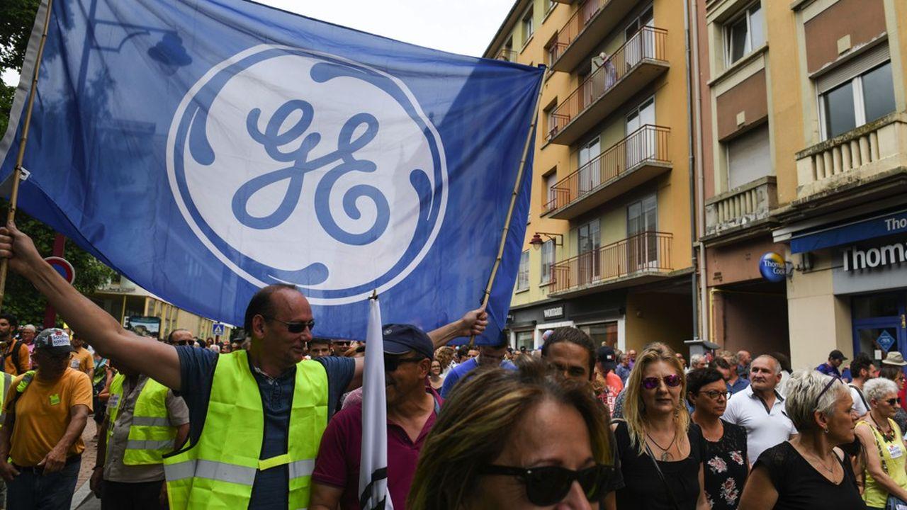 Le plan de restructuration annoncé le 28mai par GE prévoit la suppression de 792postes dans la division turbines à gaz de Belfort.