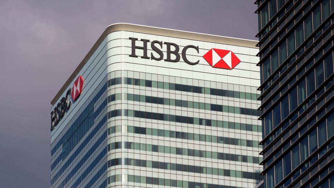 HSBC a enregistré l'année dernière une perte de 17millions d'euros sur le marché français.