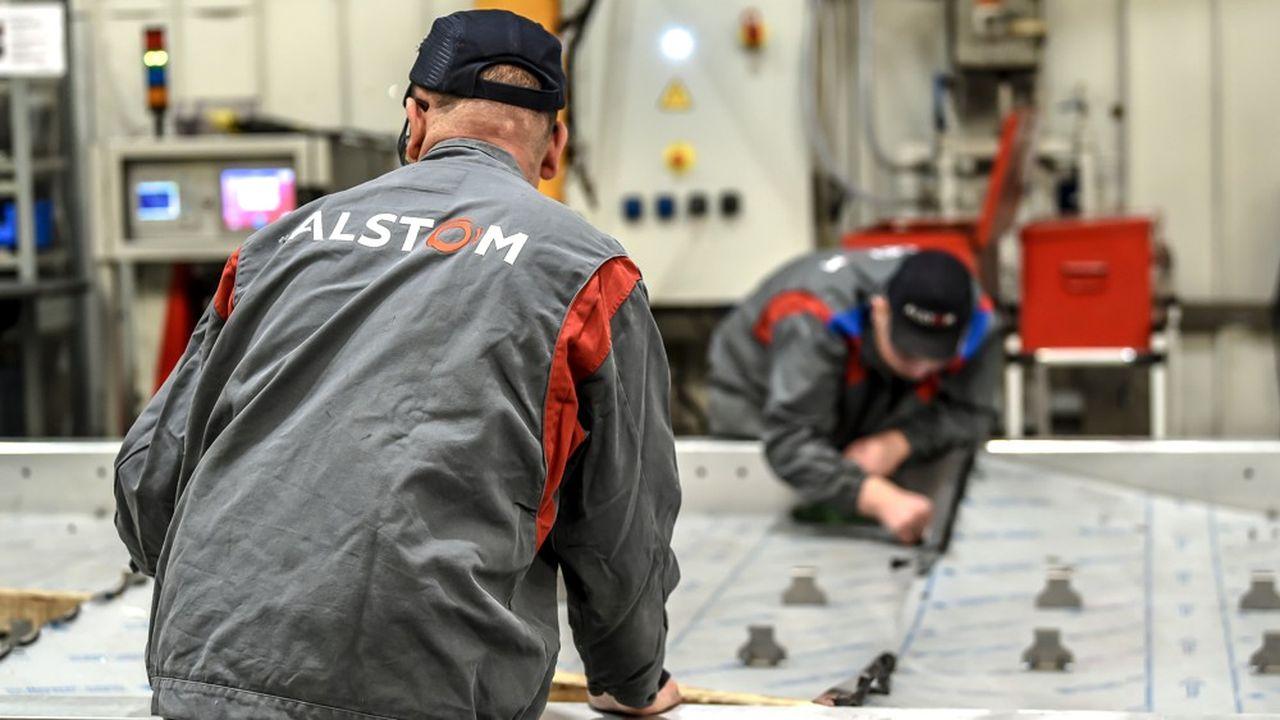 Bouygues va céder la moitié de sa participation dans Alstom
