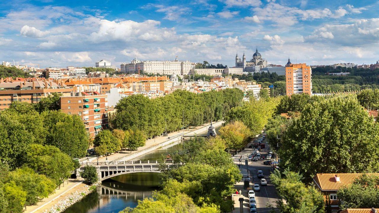 Madrid Central est la zone de basses émissions la plus ambitieuse d'Europe.