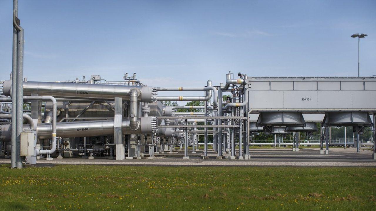 Le gisement de Groningue produisait plus de 50milliards de mètres cubes il y a cinq ans. Cela représentait un cinquième de la production européenne et environ 10% de la consommation de l'Union.