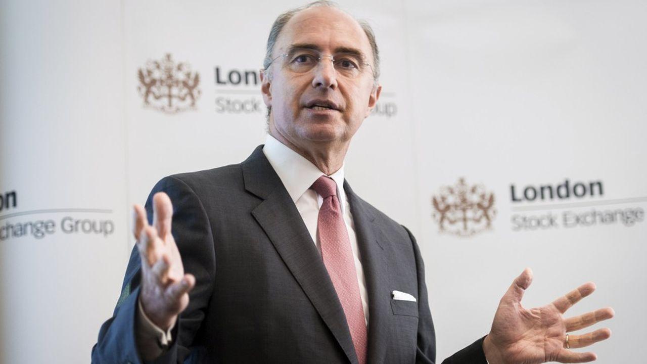 Xavier Rolet, PDG du London Stock Exchange