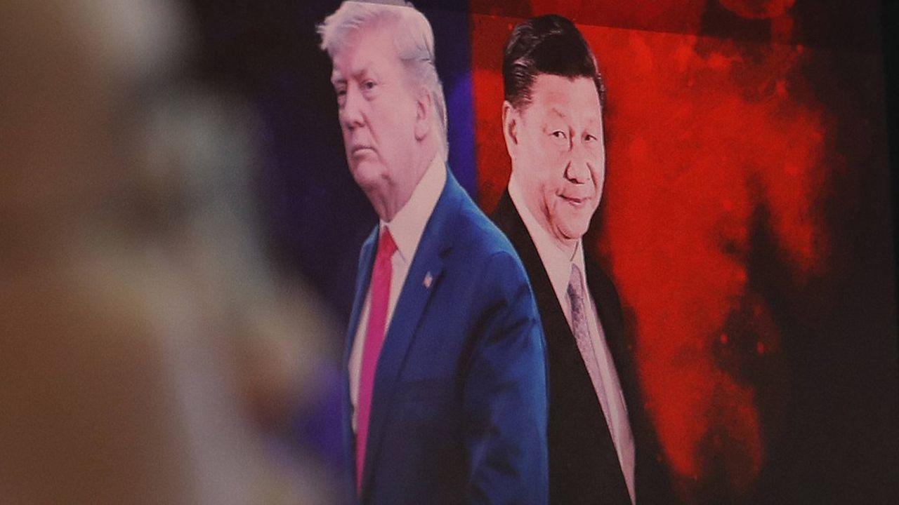 Le « geste » de Donald Trump est une réponse à l'aménagement lui-même proposé par la Chine mercredi.
