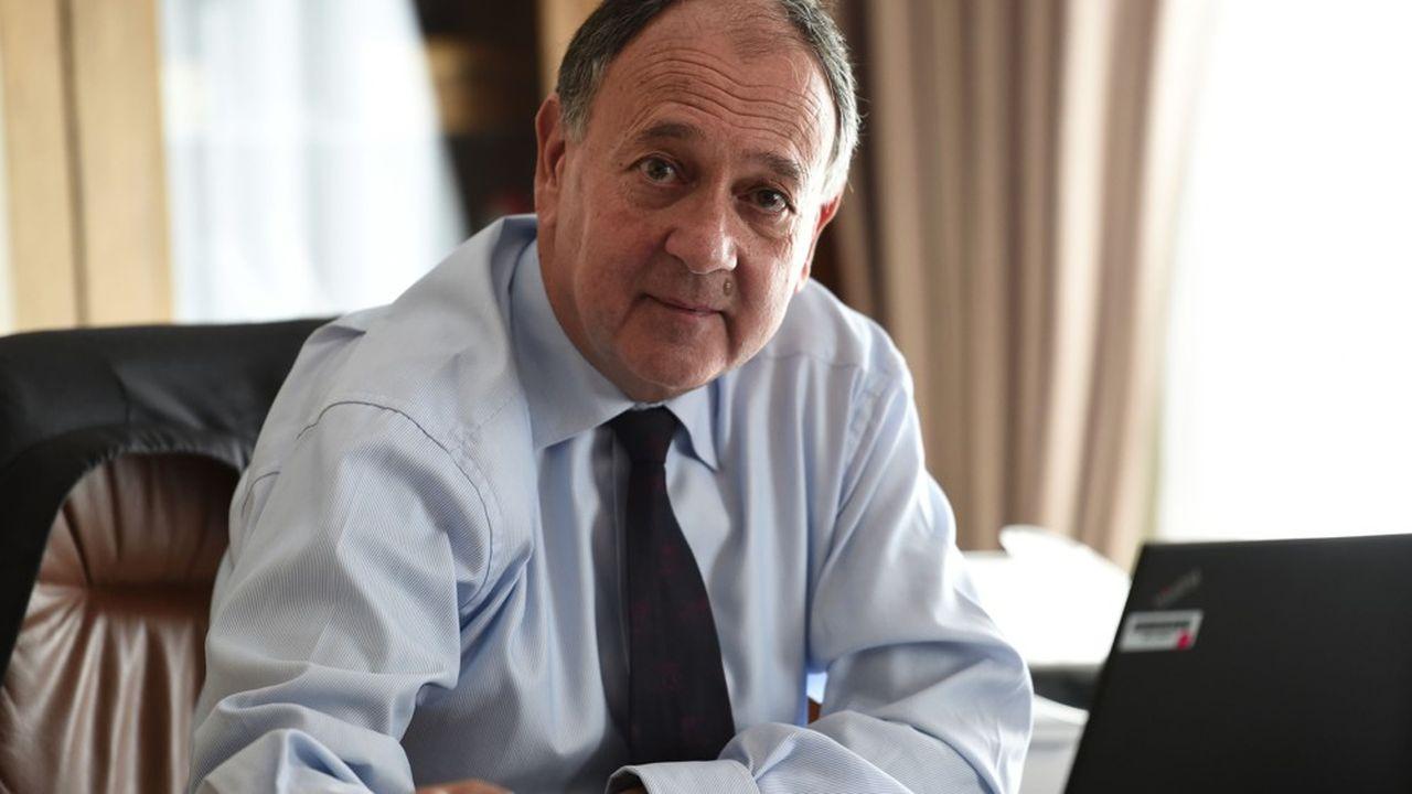 Paul Hermelin, le PDG de Capgemini, a annoncé fin juin son intention d'acquérir Altran. Lanouvelle entité réaliserait 17milliards d'euros de chiffre d'affaires et compterait 250.000salariés.