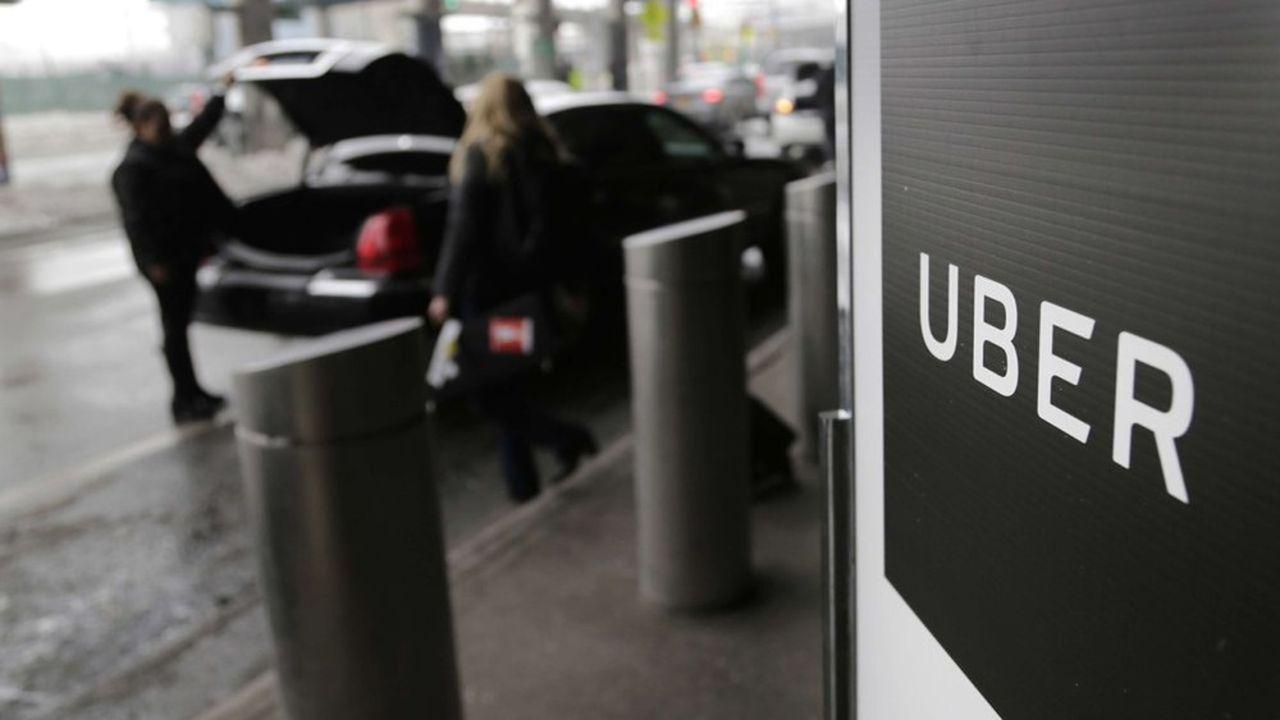 Le business model d'Uber serait bouleversé si ses chauffeurs étaient requalifiés en salariés.