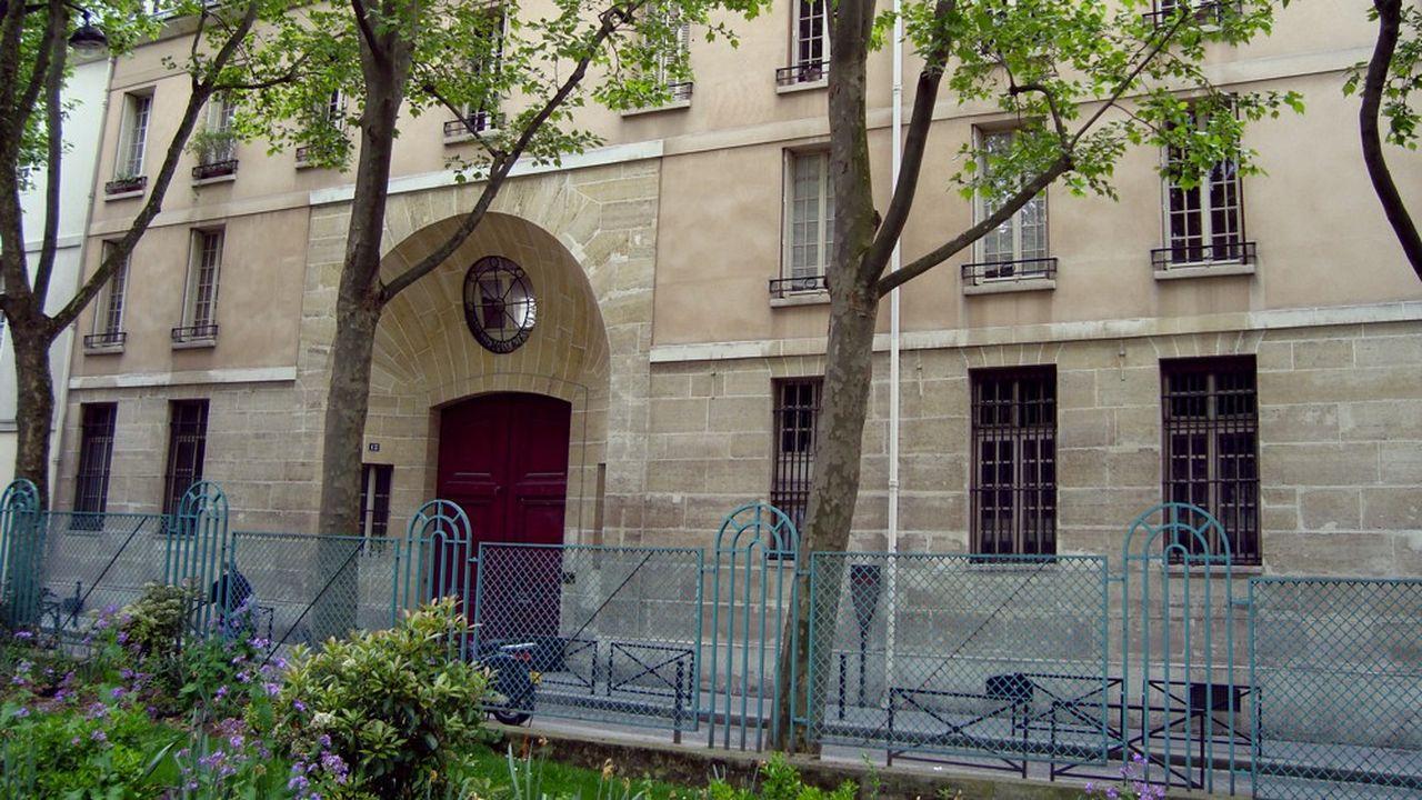 L'hôtel de Scipion, cet hôtel particulier classé du 5e arrondissement de Paris, sera mis en ventedans quelques semaines.
