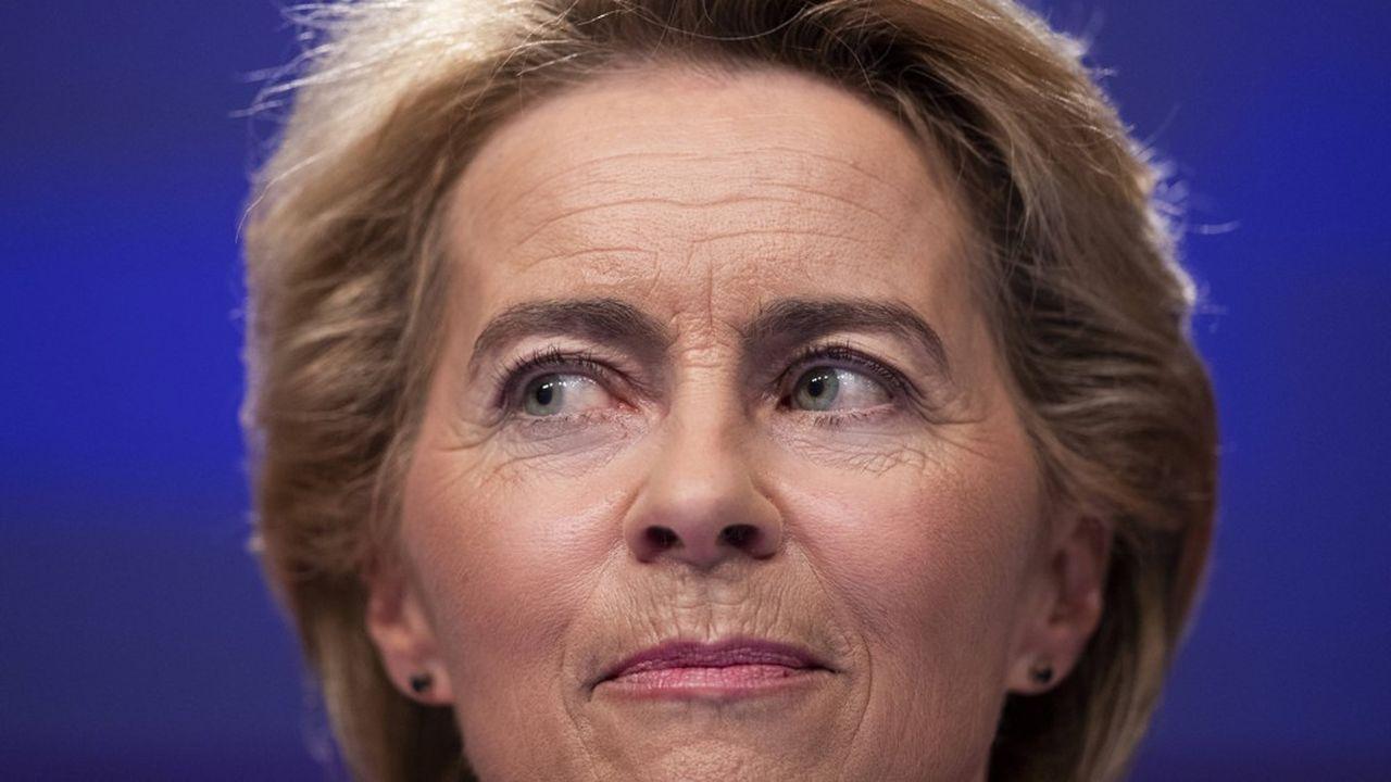 Selon l'entourage d'Ursula von der Leyen, l'intitulé du portefeuille pourrait changer, mais pas «dans la précipitation».