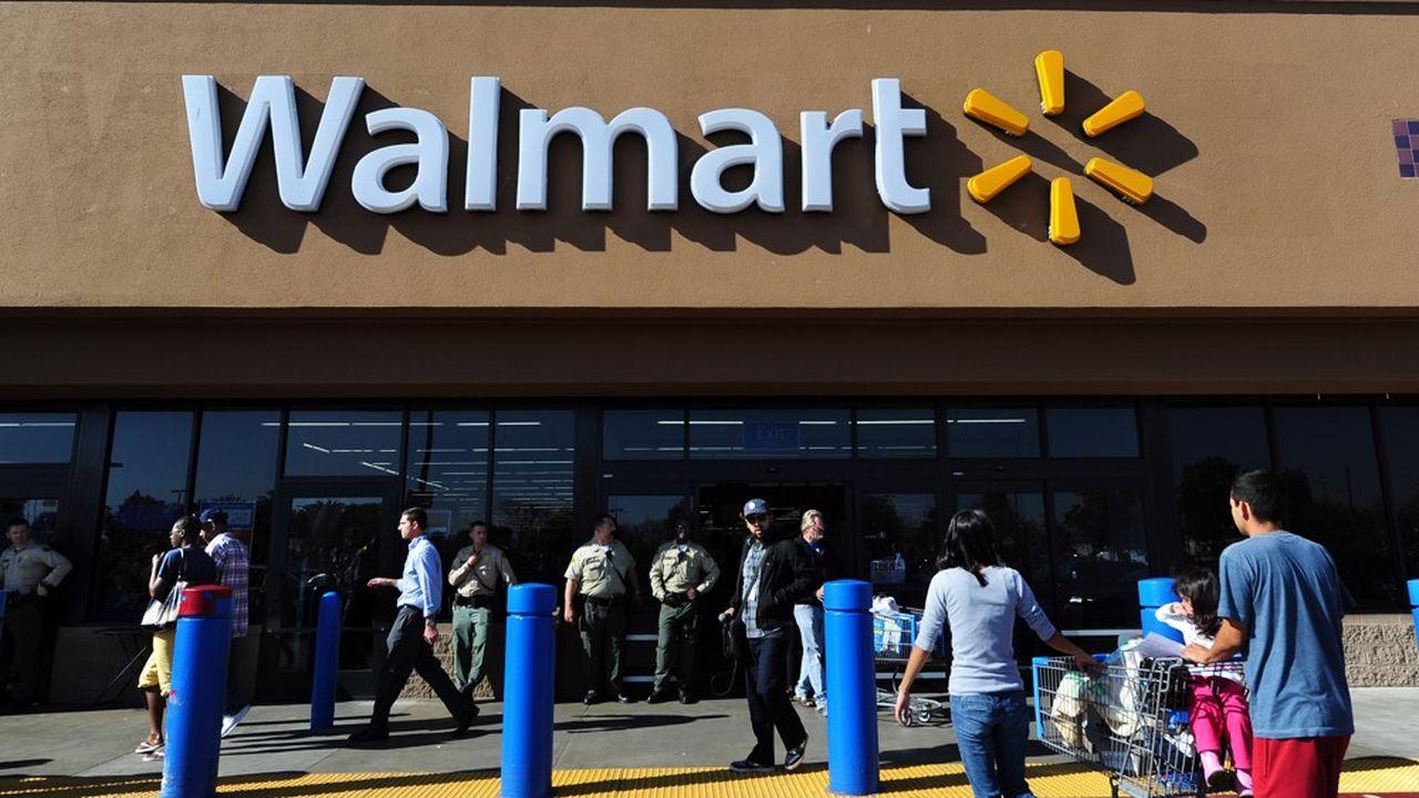Walmart accélère dans la livraison pour contrer Amazon.