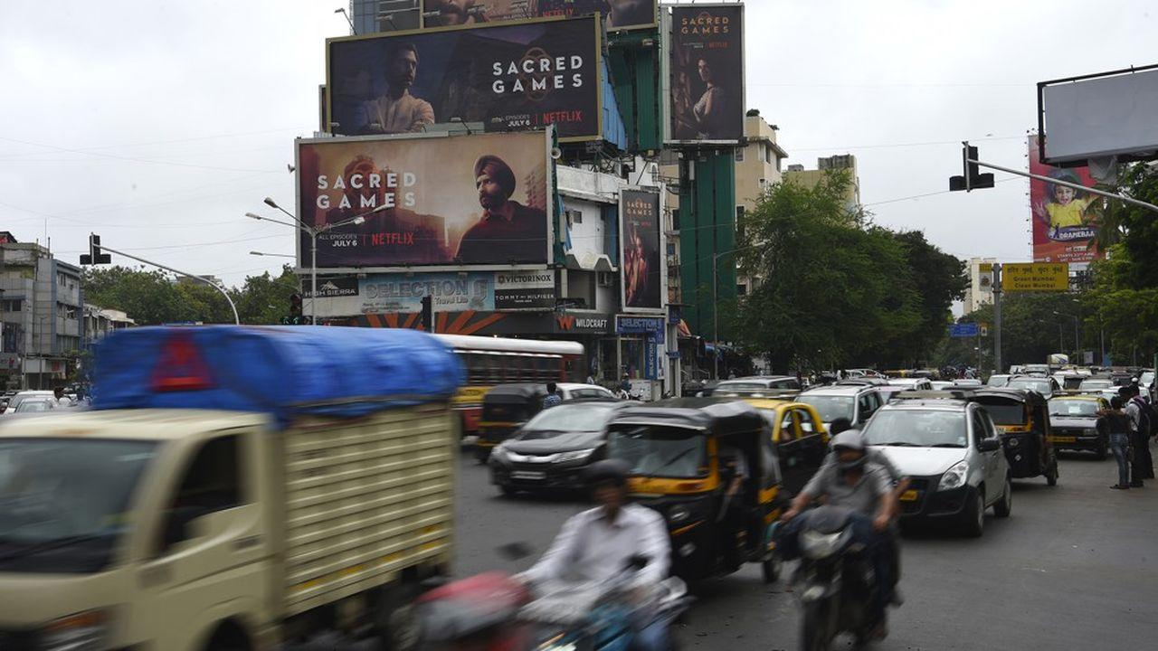 «Sacred Games», l'une des séries originales Netflix destinées à l'Inde, a reçu un accueil critique favorable.