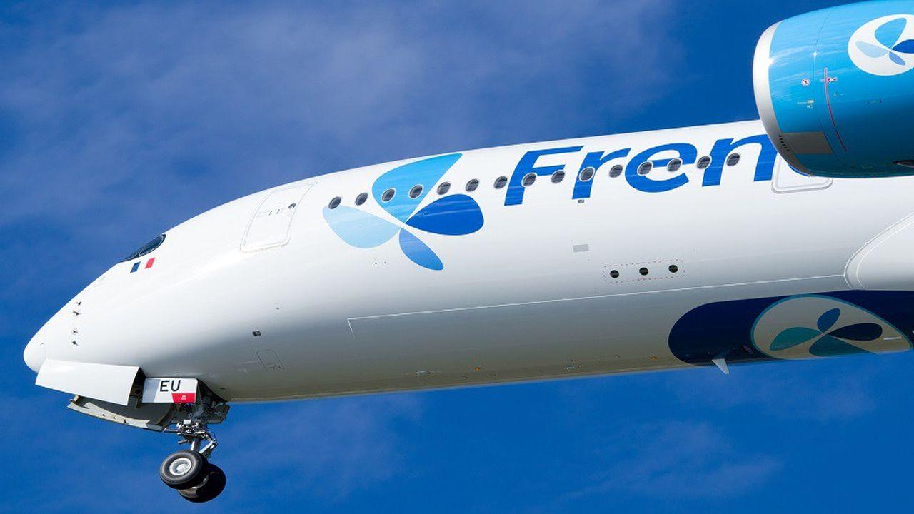 French bee va recevoir un quatrième Airbus A350-900 flambant neuf avec lequel elle desservira quotidiennement New York.