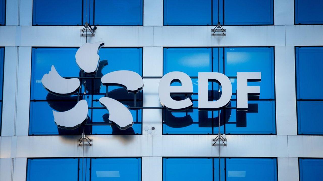 Le gouvernement veut couper l'entreprise en deux: d'un côté, «EDF Bleu», de l'autre, «EDF Vert».