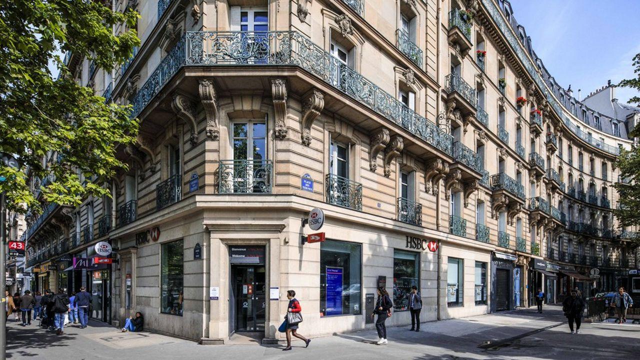 HSBC préparerait la vente de ses activités de banque de détail en France, selon le « Wall Street Journal »