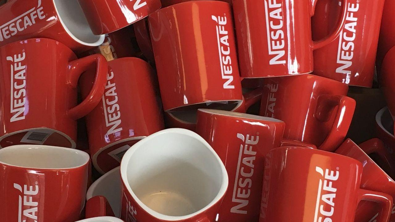 Le café soluble, c'est encore 20% du marché du café en France.