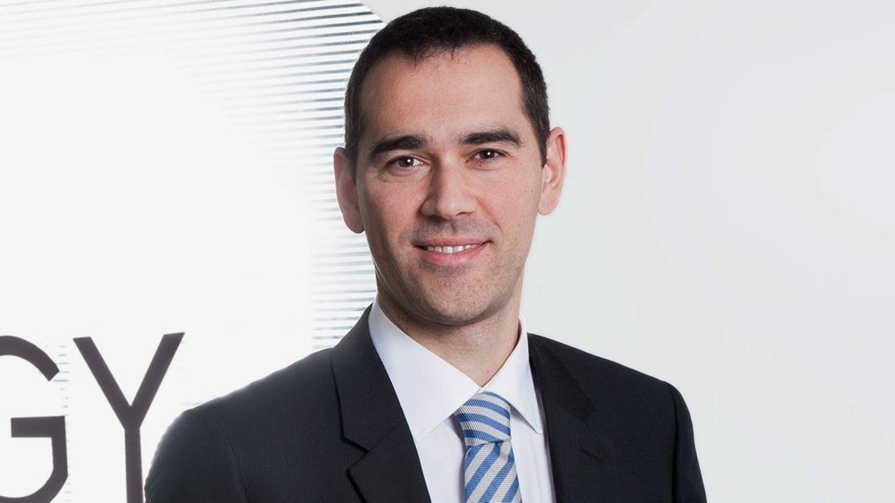 Lionel Cima, le président fondateur de Neelogy reste dans l'entreprise après son rachat par Safran.