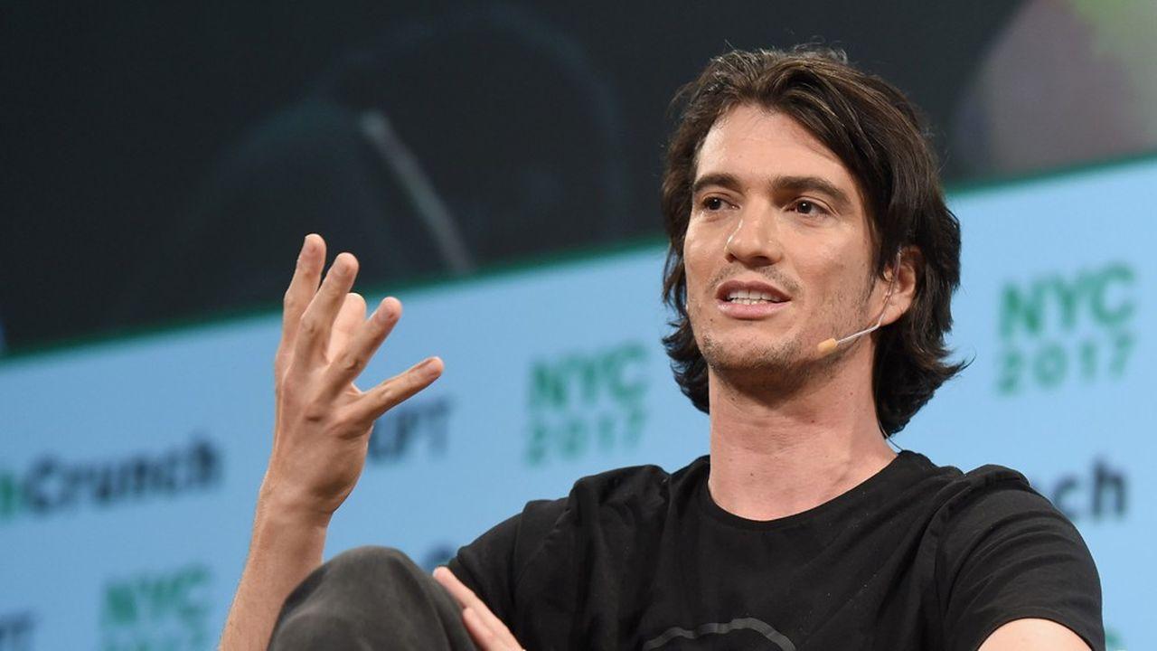Le patron de WeWork, Adam Neumann, cherche à maintenir à tout prix l'introduction en Bourse. Pour cela, il a lâché du lest sur la gouvernance.