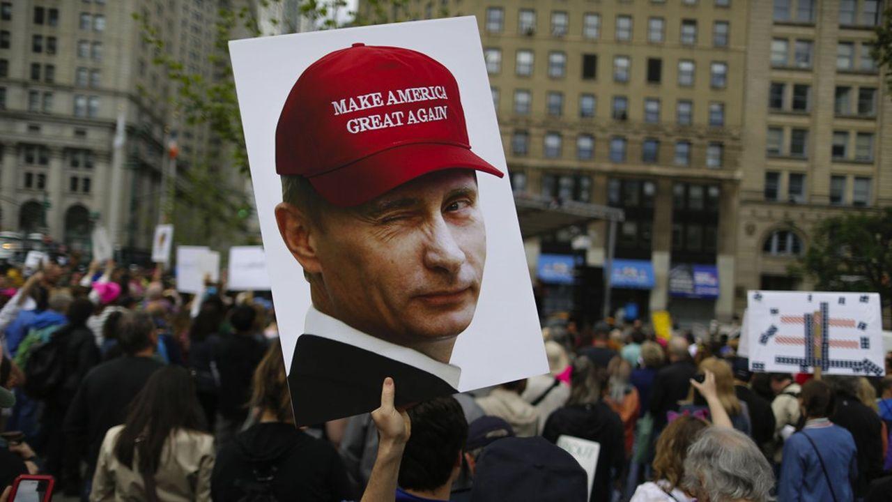 La Russie a demandé aux Etats-Unis via Interpol de fournir des informations sur la localisation de cet ancien membre de l'administration russe, devenu informateur pour les renseignements américains.