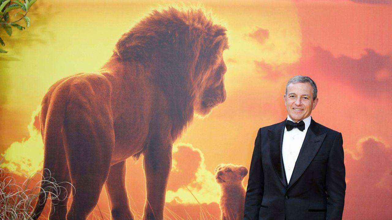 Disney : Bob Iger démissionne d'Apple