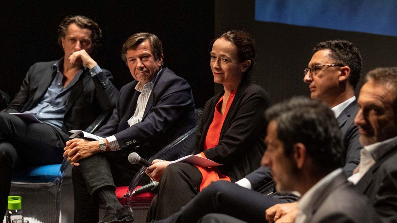 Au grand débat du festival de la fiction de LaRochelle, producteurs, diffuseurs et pouvoirs publics ont débattu sur les grands enjeux de la loi audiovisuelle.
