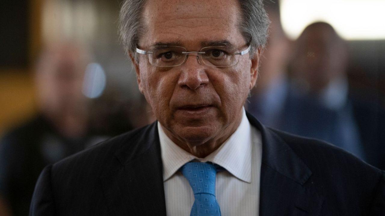 Le ministre de l'économie brésilienne, Paulo Guedes, se donne un à deux ans pour réparer les dégâts occasionnés à l'économie par ses prédécesseurs.
