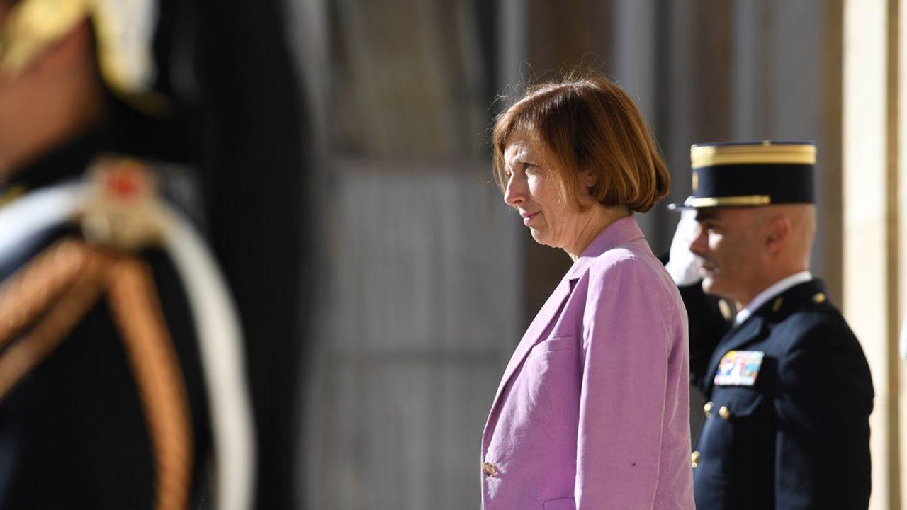 Florence Parly, ministre de la Défense, en Espagne le 11septembre dernier.