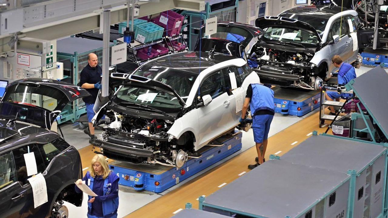 BMW n'abandonne pas pour autant l'idée de nouveaux véhicules 100% électriques à l'avenir