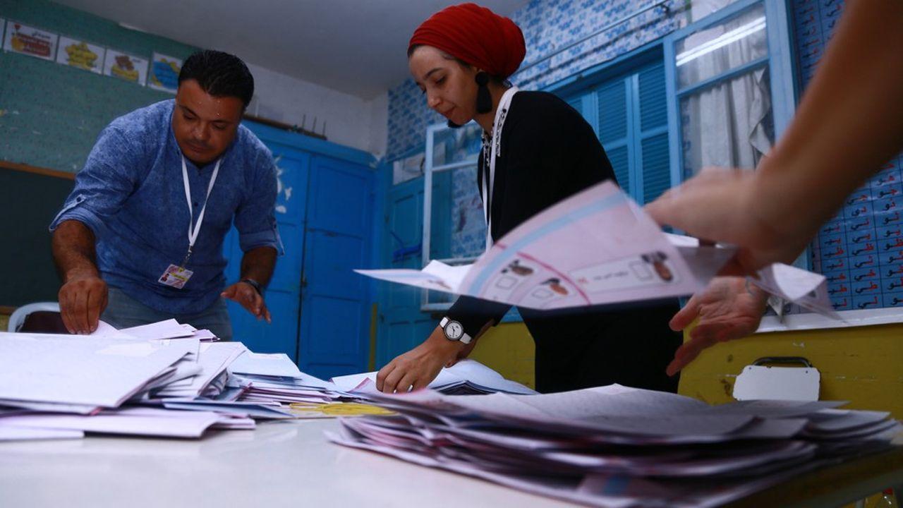 Le second tour opposera Kais Saïed et Nabil Karoui — Présidentielle en Tunisie