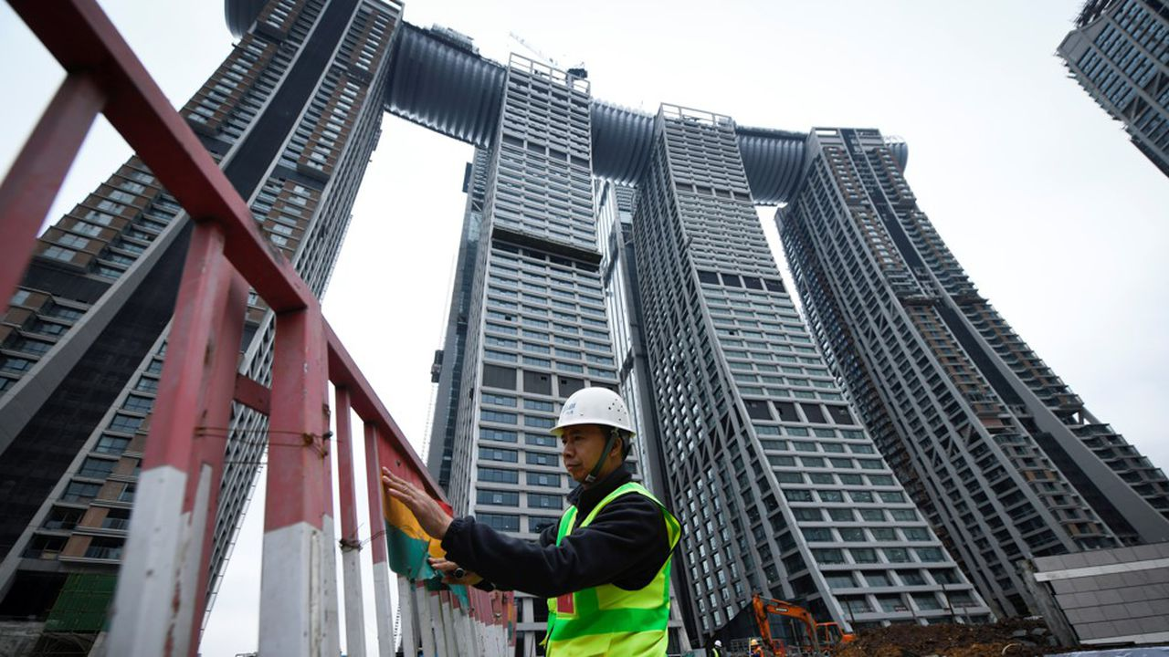 En cause notamment, le trou d'air économique que traverse actuellement la Chine et qui pèse sur ses entreprises.