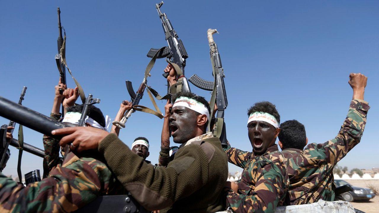 Les combattants Houthi sont impliqués depuis 2014 dans des combats meurtriers avec les forces loyalistes appuyées par Riyad