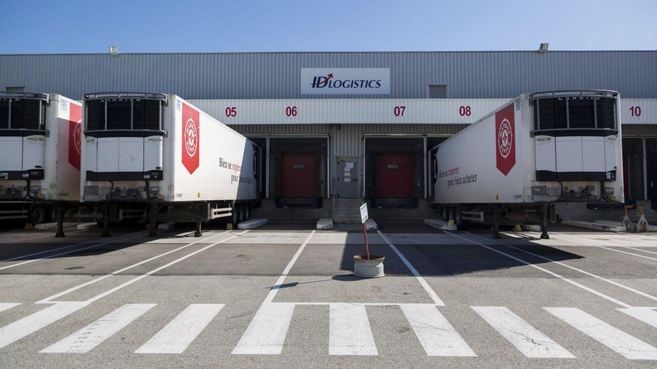 Eric Hemar, fondateur d'ID Logistics, et Patrick Daher, président du groupe du même nom, ont remis ce lundi leurs préconisations à Edouard Philippe pour renforcer la compétitivité de la filière.