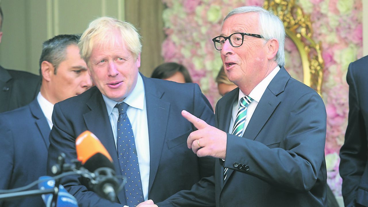 Brexit : les Européens soupçonnent Johnson de faire de l'antijeu