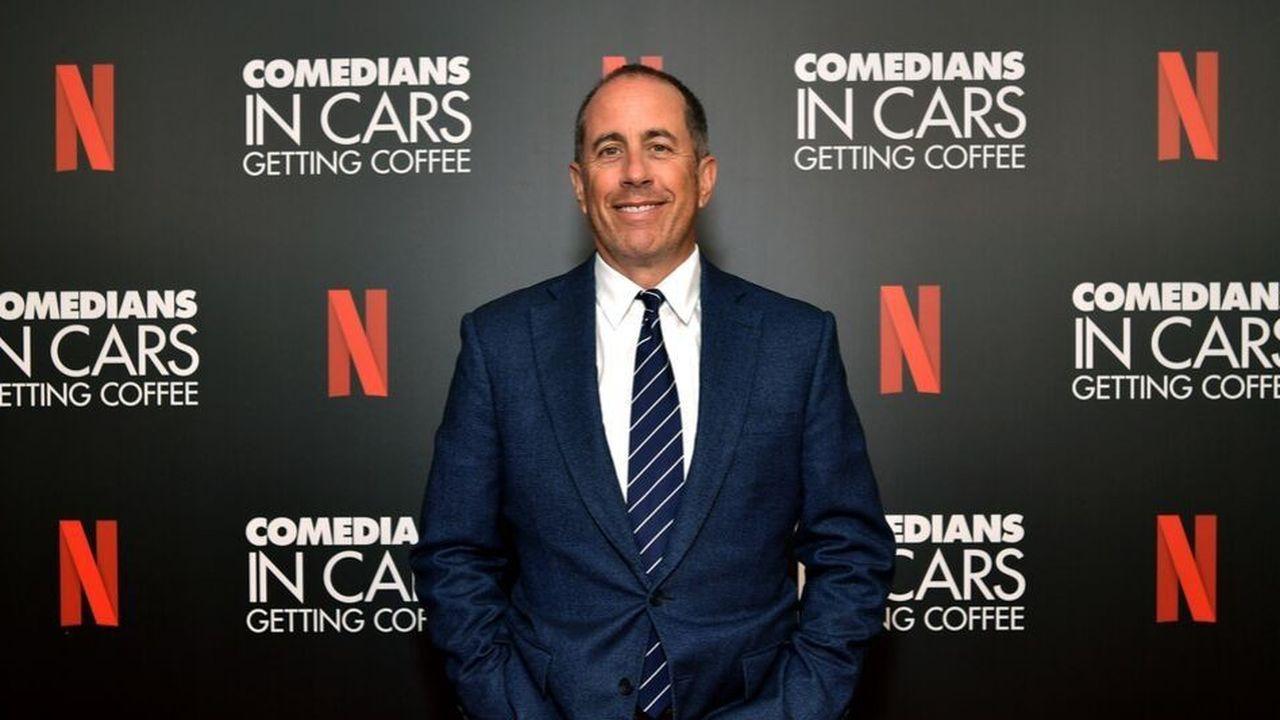 La série 'Seinfeld', écrite et produite dans les années 1990 par le comédien Jerry Seinfeld, garnira le catalogue de Netflix d'ici à 2021