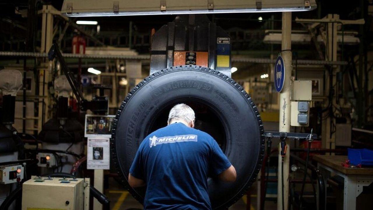 Le site Michelin de la Roche-sur-Yon, qui emploie environ 650 salariés, est en difficultés et pourrait faire l'objet d'une restructuration