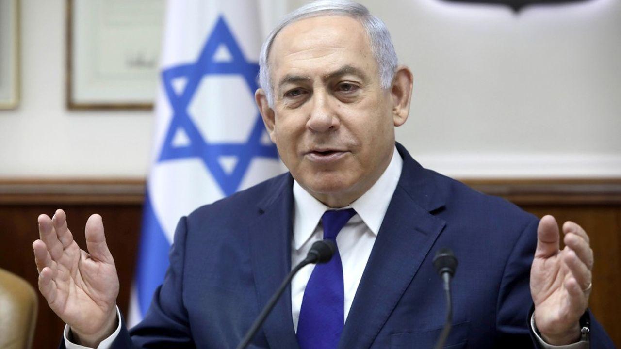 Pendant sa campagne, Benjamin Netanyahu a vanté son bilan économique et espère bien obtenir un sixième mandat.