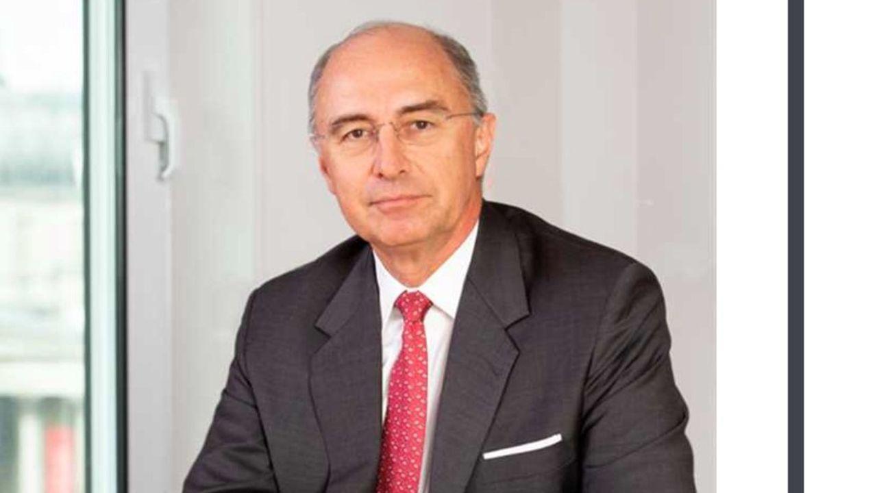 Xavier Rolet, président de PhosAgro.