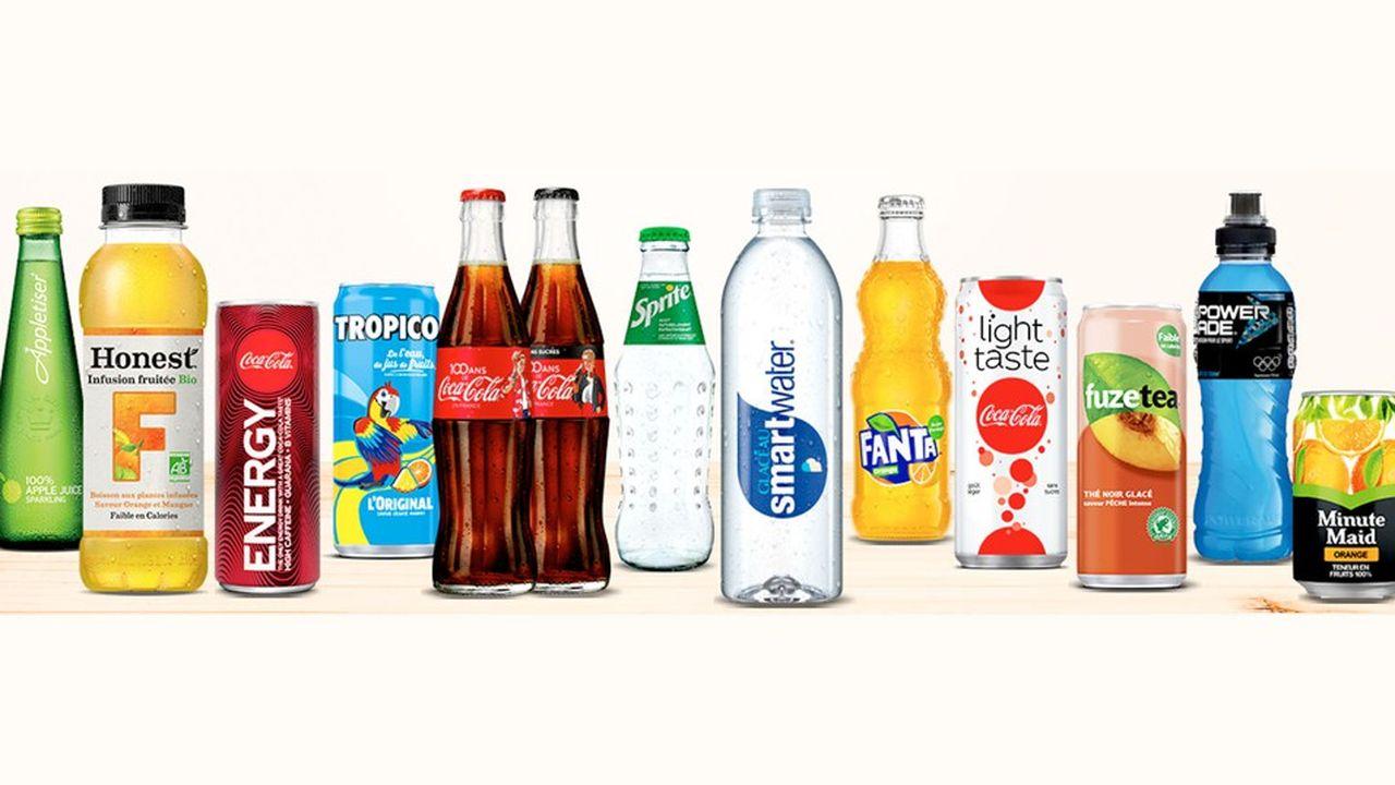 Coca-Cola entend multiplier les innovations et diversifier son portefeuille de boissons à l'avenir