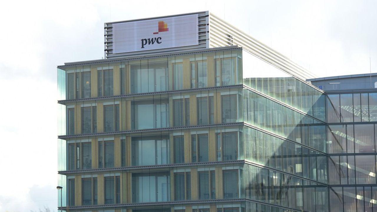 Le chiffre d'affaires de PwC a augmenté de 12% en un an, à 4,2milliards de livres