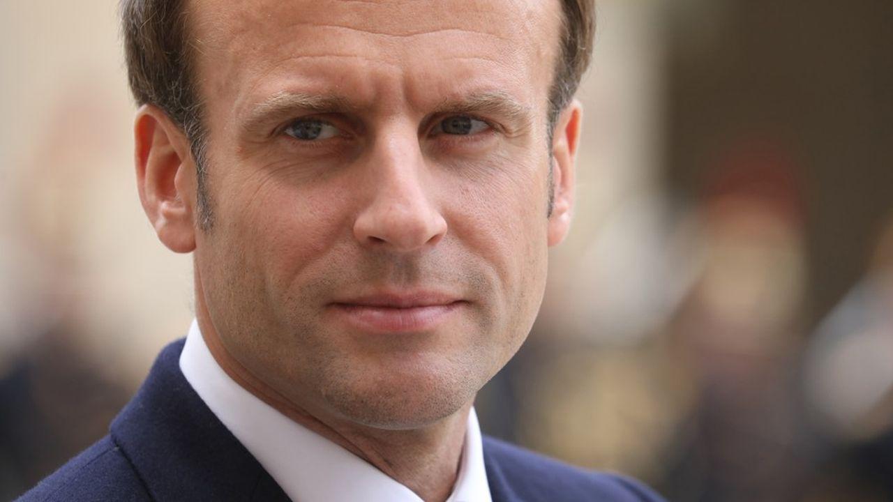 Emmanuel Macron a exhorté ses troupes à regarder «en face» les enjeux de l'immigration.