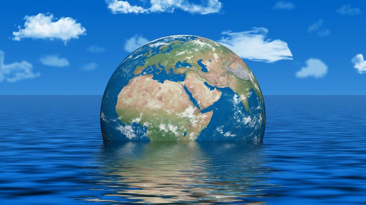 Il pourrait faire 6 à 7°C de plus en 2100 — Réchauffement climatique