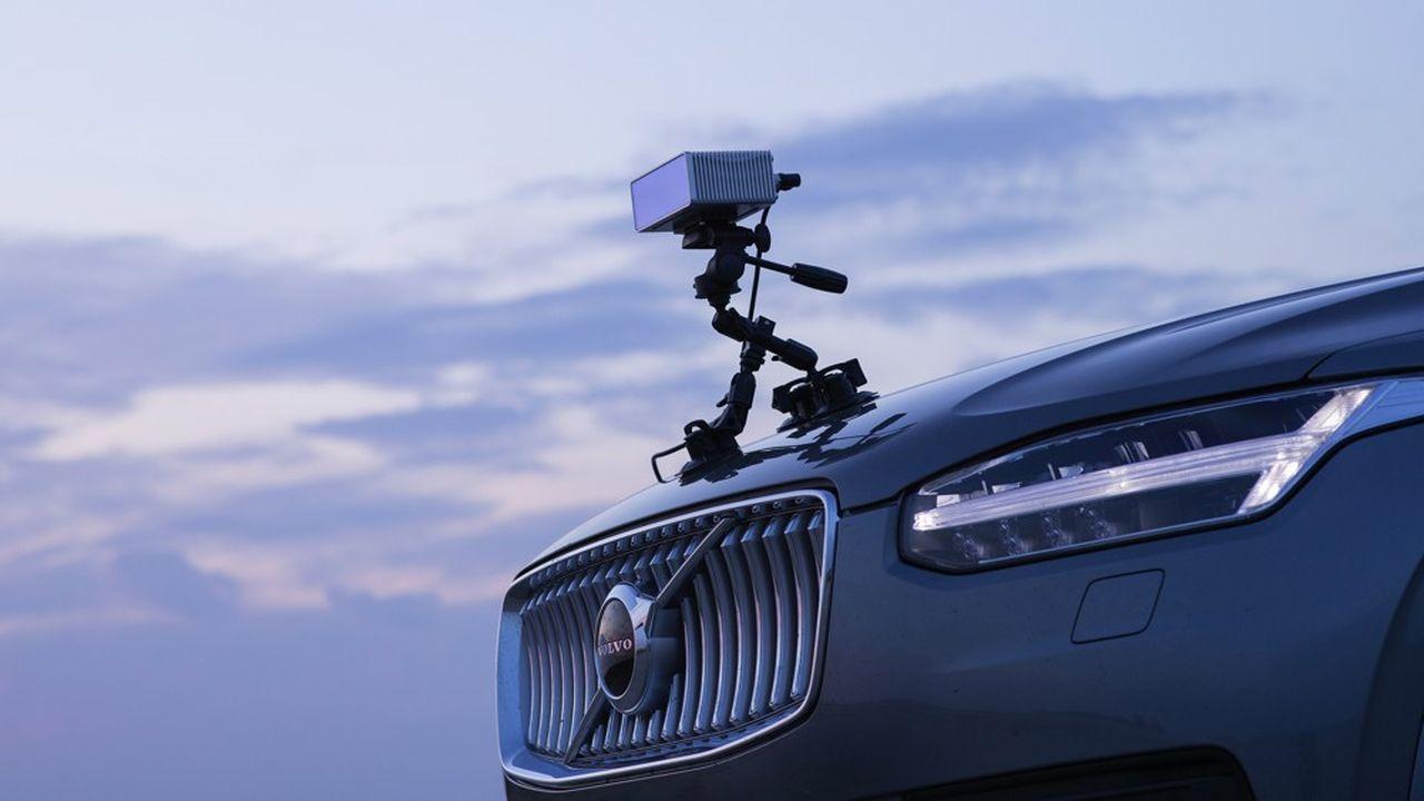 Outsight a d'ores et déjà engagé une collaboration avec un équipementier automobile et avec un constructeur européen.