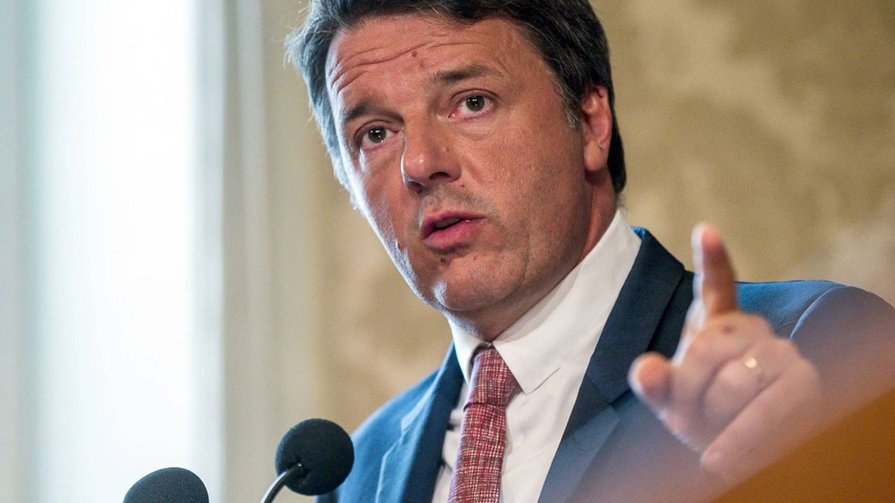 Italie : Renzi crée un nouveau parti pour combattre Salvini